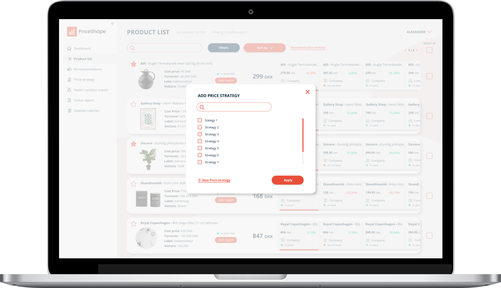 dashboard-productpricing